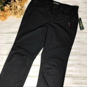 Ralph Lauren Active Golf Fitness Pants Black